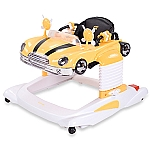Combi All-in-One Activity Walker Yellow