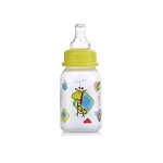 Nuby Bottle Nurser 4oz Clear