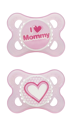 MAM Silicone Blister Pacifier 2 Months