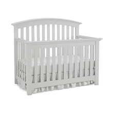 Ti Amo Baci Convertible Crib, Snow White