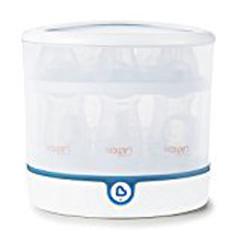 Munchkin Clean Electric Sterilizer White Clear