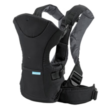 Infant Front Facing Soft Carrier 8-32 lbrs Black