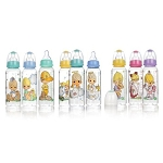 Nuby Precious Moments™ Feeding Bottles 8 oz,  3 PK