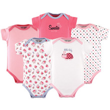 Baby Vision Little Lady  Bodysuit 5-Pack