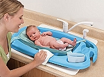 Safety 1st 3-in-1 Cradle & Comfort Bathtub