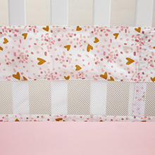 Crown Craft Nojo She' s So Lovely Crib Liner