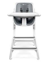 4Moms Breeze High Chair White-Grey