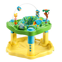 Evenflo Bounce and Learn Zoo Friends Activity Center