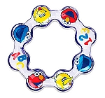 Munchkin Sesame Street Chilly Ring Teether