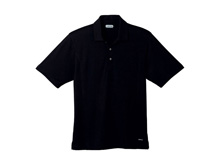 Universal School Uniform 50% Off Only $4.99 Short Sleeve Boy Polo Black
