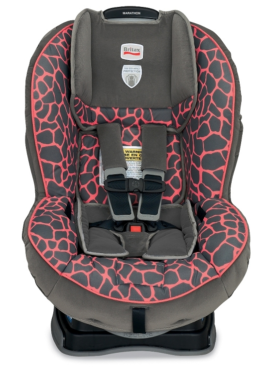 pink and brown car seat images. Black Bedroom Furniture Sets. Home Design Ideas
