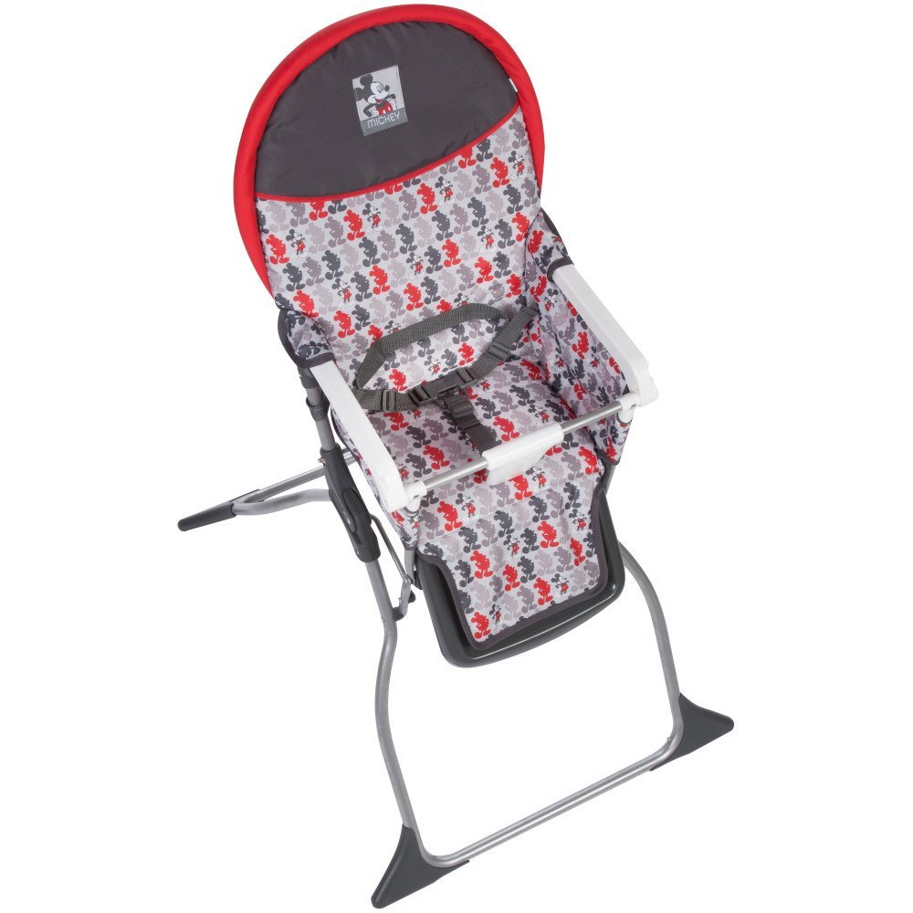 Disney Baby Simple Fold Plus High Chair Mickey Line Up