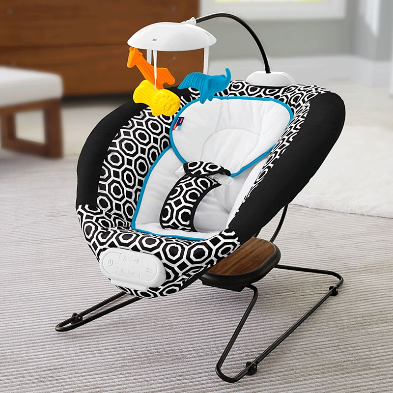 Fisher Price Deluxe Bouncer By Jonathan Adler Ideal Baby