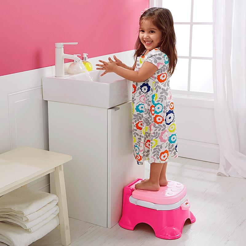 sc 1 st  Ideal Baby u0026 Kids & Fisher-Price Royal Princess Stepstool Potty islam-shia.org