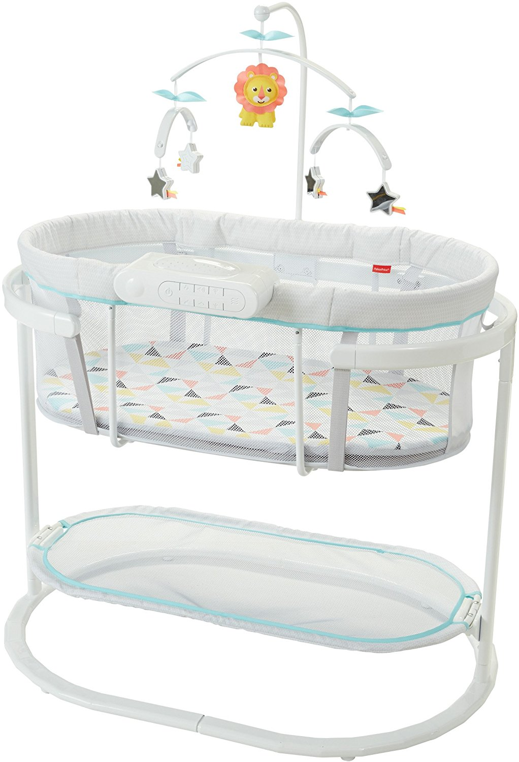 Fisher Price Soothing Motion Bassinet Ideal Baby