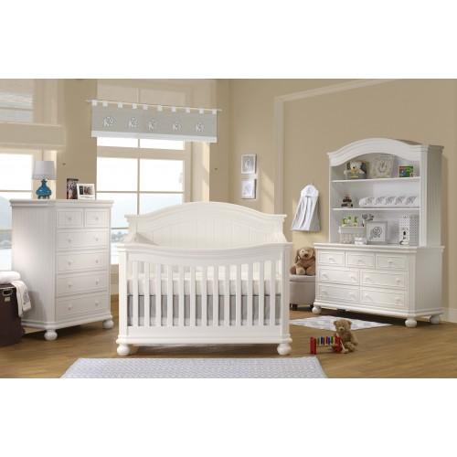 Sorelle Finley Hutch Ideal Baby