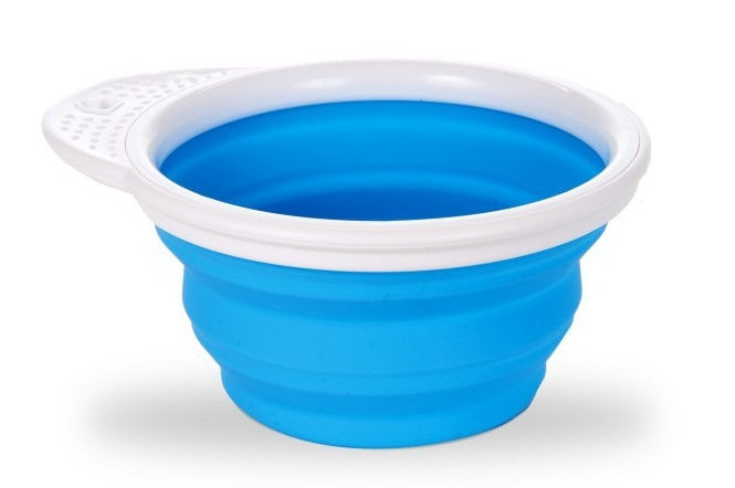 Munchkin Go Bowl Silicone Bowl Ideal Baby