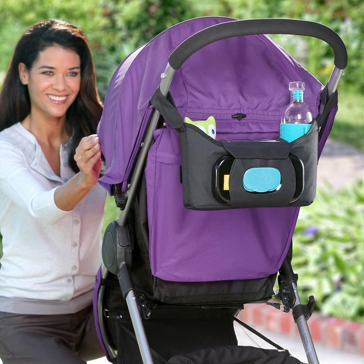 Brica 174 Stroller Organizer Plus Ideal Baby