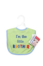 A.D.Sutton Boy Family Sayg Feeder Bib