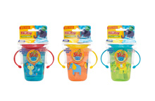 Luv 'n Care Nuby Sippy Cup 360 Wonder 8oz Printed