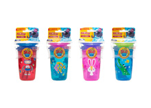 Luv 'n Care Nuby Sippy Cup 360 Wonder 10oz Printed