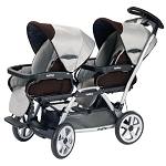 Peg Perego Duette Stroller Seats in Java (2 Seats Only)