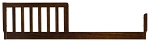 Pali Onda Toddler Rail in Walnut