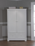 Pali Aria Armoire in White