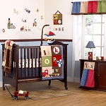 Cocalo A to Z 8-Piece Crib Bedding Set