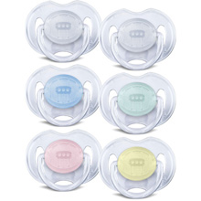 Philips AVENT Classic Pacifier 0-6m BPA Free