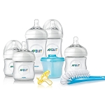 Philips Avent Natural PP Infant Starter Set