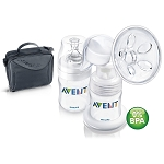 Philips Avent Out and About Manual Breast Pump