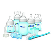 Philips-Avent Classic Plus Newborn Starter Set, Blue