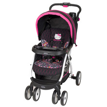 Baby Trend Encore Stroller - Hello Kitty Pin Wheel