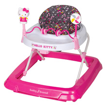 Baby Trend Walker - Hello Kitty Pin Wheel