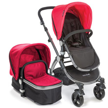 Baby Roues Le Tour Stroller Red