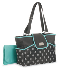 Carter's Carry It All Tote Diaper Bag in Fern, Teal
