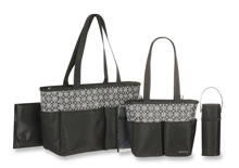 Carter's 5 in 1 Geo Print Diaper Bag