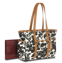 Baby Boom Carter's Diaper Bag Studio Black Floral