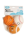 Baby King 3 Pack Sports Bathtime Squirters