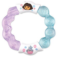 Baby King Dora Ring Teether