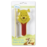 Baby King Winnie the Pooh Comb and Brush Set