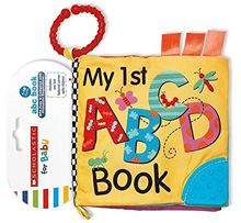 Scholastic for Baby My 1st ABC Book
