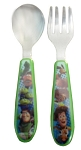 Baby King Disney Pixar Toy Story Fork & Spoon Set