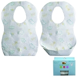 Baby Vision Disposable Bibs 24pk
