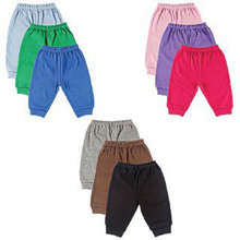 Baby Vision 3 Pack Pants 3-6 Months