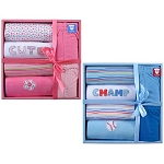 Baby Vision 6PC Mix and Match Layette Box Set