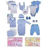 Baby Vision 16PC Layette Deluxe Set