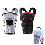 Luvable Friends Deluxe Baby Carrier 2 IN 1