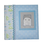 Baby Essentials® Photo Album Our Little Boy